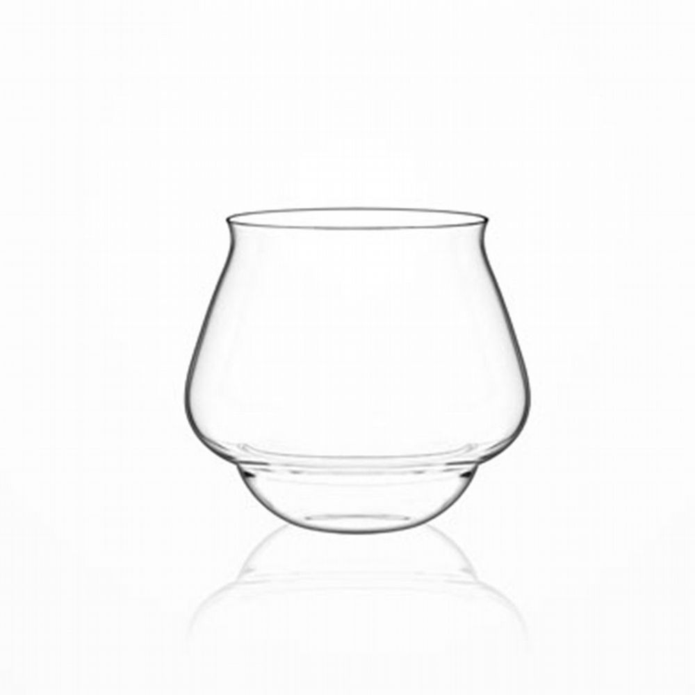 Modernist Whisky Glass